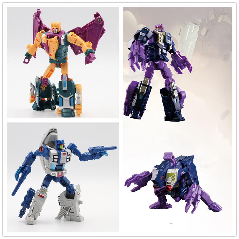 AOYI Transformation Abominus H6002 Blot Rippersnapper Cutthroat Action Figure Robot Toys