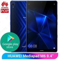 Планшет Huawei Mediapad M6, 8,4 дюйма, Kirin980, 8 ядер, Android 9,0, 6100 мАч