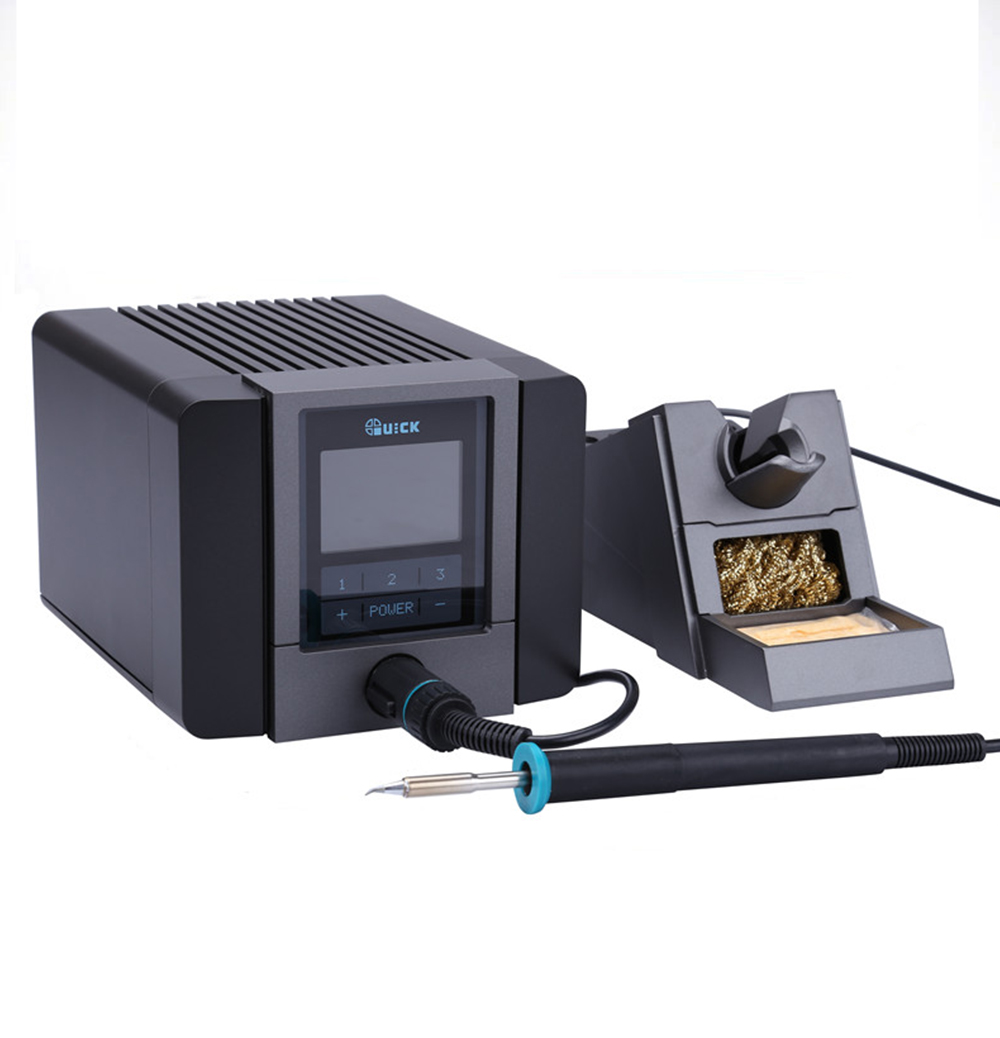 QUICK TS1200A 120W 220V anti-static electric soldering iron welding platform