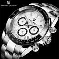 Relogio Masculino PAGANI Дизайн 2020 новые мужские часы спортивные кварцевые часы мужские стальные водонепроницаемые часы мужские модные хронограф