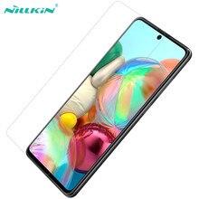 ป้องกันกระจกนิรภัยสำหรับ Samsung Galaxy A71 NILLKIN Amazing H/H + PRO Screen Protector ฟิล์มแก้วสำหรับ Samsung galaxy A71