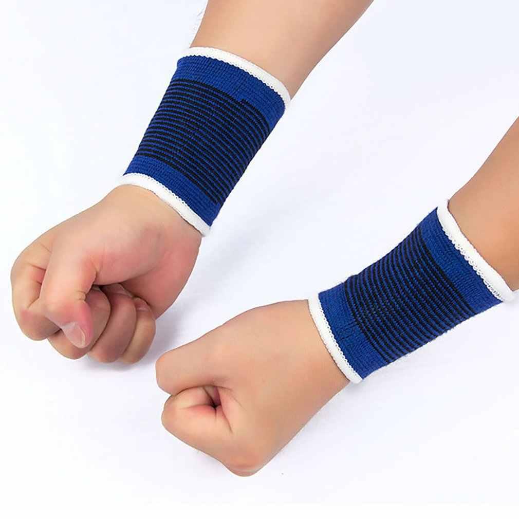 Palm ochrony okłady na nadgarstek do koszykówki wsparcie para sportowa opaska na rękę lekkoatletka siłownia pasek wygodne siatkówka OPASKI NA NADGARSTEK