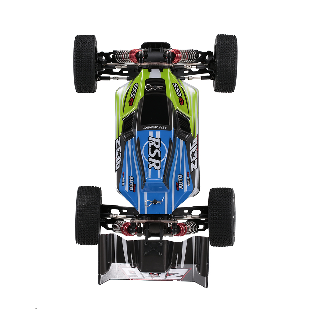 Wltoys XKS 144001 RC Car 60km/h High Speed 1/14 2.4GHz RC Buggy 4WD Racing Off-Road Drift Car RTR Toys Kid 3