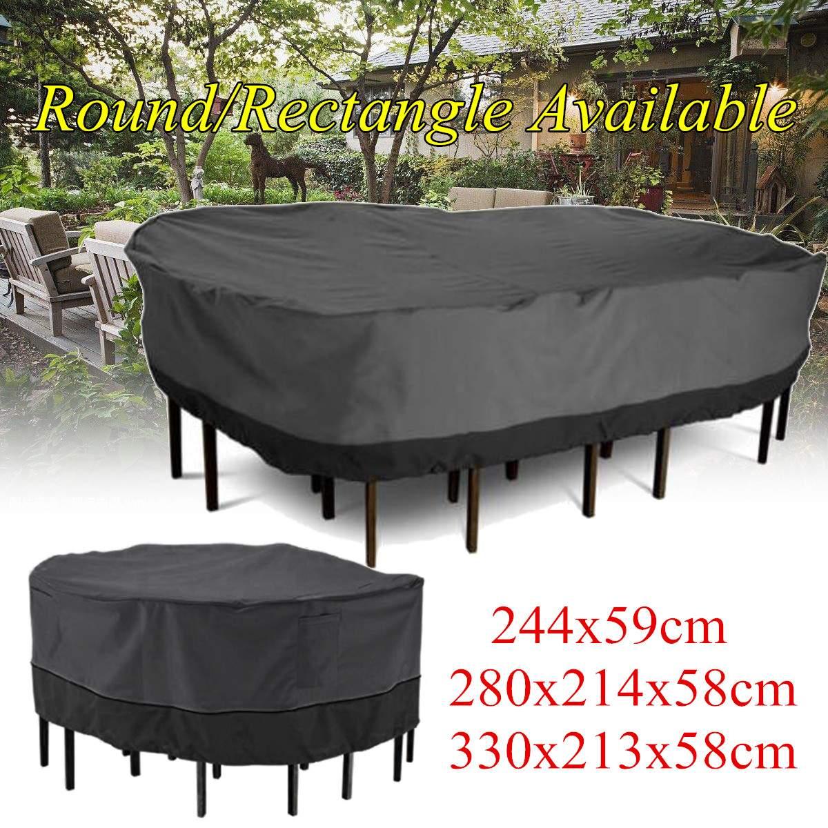 Outdoor Garden Patio Furniture Cover