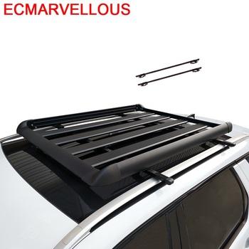Akcesoria bagażowe do samochodów barowych do samochodów przenośnych do samochodów ciężarowych do samochodów ciężarowych do samochodów osobowych uniwersalny bagażnik dachowy tanie i dobre opinie ECMARVELLOUS CN (pochodzenie) Bagażniki dachowe i pudełka 0inch