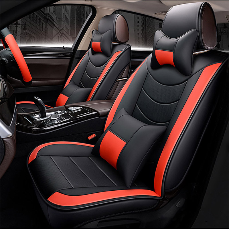 Flash mat Leather Car Seat Covers for MG All Models GT MG5 MG6 MG7 mg3 SW mgtf TF ZR ZT ZT-T car accessories car styling carpets
