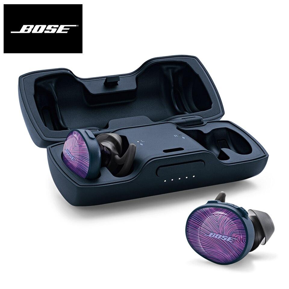 Bose SoundSport Free True Wireless Bluetooth Earphones TWS Sports Earbuds Waterproof Headphones Sweatproof Headset with Mic