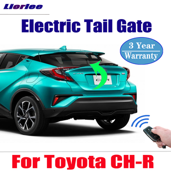 Smart Car Electric Tail Gate Tailgate For Toyota CHR C-HR 2017 2018 2019 gate Remote Control Trunk Lift Accessories