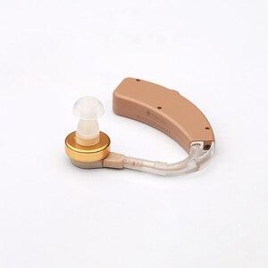 Image 5 - Cofoe recarregável aparelho auditivo para os idosos perda auditiva amplificador de som ouvido ferramentas de cuidados audifonos ajustáveis