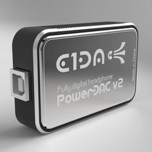 PowerDAC v2 E1DA усилитель для наушников PEQ DSP BLE DAC и кабели