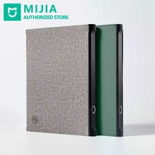 Notepad Journal Fingerprint Xiaomi with Card-Slot for Agenda-Planner Diary Electronic-Lock
