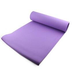 6 мм толстый EVA комфортный пенопластовый Коврик для йоги для упражнений, йоги и пилатеса