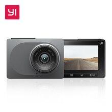 Видеорегистратор YI Smart Dash Camera HD | Беспроводное подключение Wi-Fi| Угол обзора 165 градусов | Запись видео 1920×1080 при 60 к/с | Ночной режим | Хранение данных microSD(microSDXC) до 64 Гб