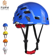 Rock Climbing Helmet Outdoor Mountaineering Helmet Outdoor Equipment Caving Rescue Rafting Riding Safety Helmet