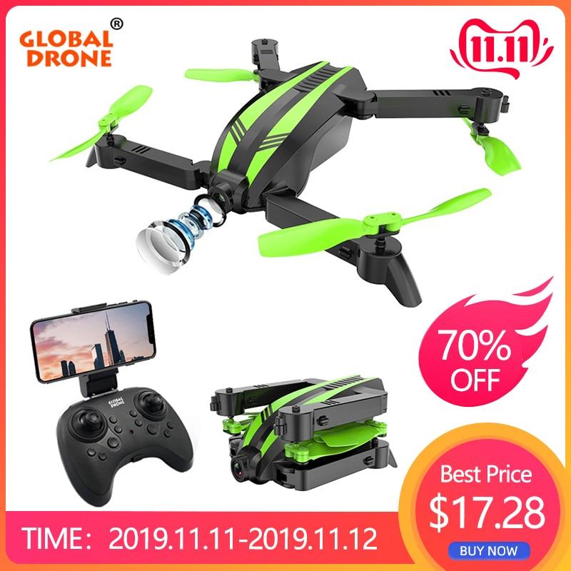 Global Drone SPYDER-X FPV Camera Quadrocopter Dron RC Helicopter Mini Drones With Camera HD Drone X Pro VS M69 E58