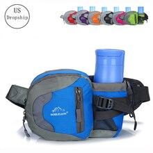 цена на Movement Men And Women Waist Packs Waterproof Waist Belt Bag Money Belt Phone Bag Organizer Bag Waist Pouch Purse Bags