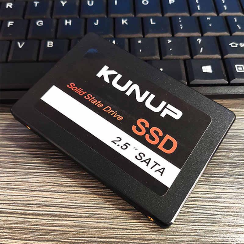 Venta al por mayor unidad de estado sólido 60GB 240GB 480GB negro SSD 64G 32GB 16GB 8GB 128G 256GB disco duro de 2TB para ordenador portátil de escritorio 1TB