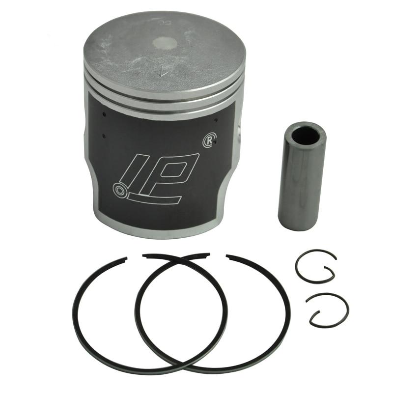 Części cylindrów motocyklowych zestawy tłoków z pierścieniami zestaw do Kawasaki KDX250 KDX 250 D1-D4 E1-E4 1991-1994 + 100 rozmiar otworu 68.4mm