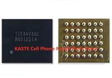 5 pçs bq51221a para samsug s6 carregador ic g9200 g925f g9250 usb carregamento chip carregador ic bq51221
