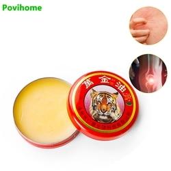 1/2/5/10pcs Tiger Balm Cooling Oil Headache Dizziness Rheumatoid Arthritis Joint Muscle Rub Medical Plaster Tiger Ointment Balm