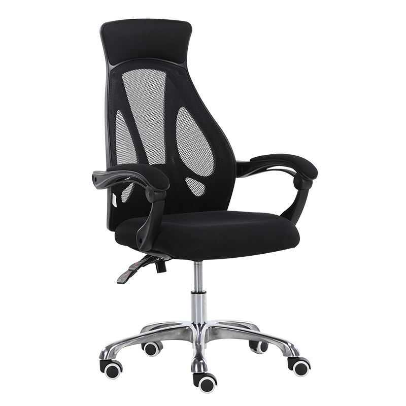 Computer Chair Esports Game Racing Chair Reclining Internet Cafes Clerk Staff Chair Bow Office Chair Reclining Mesh Chair