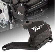 Pour Yamaha Tenere 700 2019 2020 2021 moto ALUMINIUM pompe à eau Protection garde couvre T7 Tenere700 rallye TX690Z /XTZ690