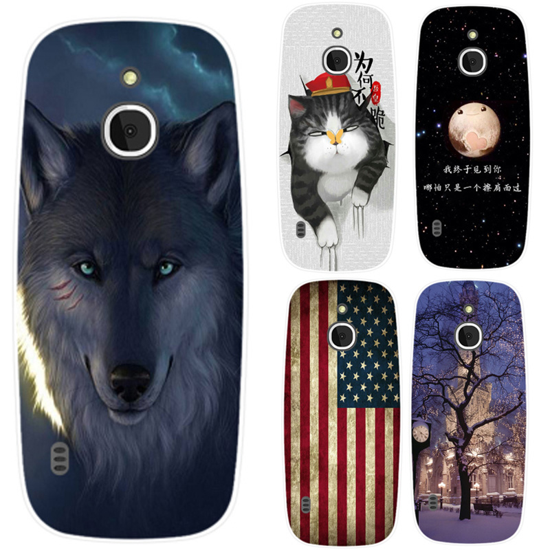 For <font><b>Nokia</b></font> 3310 3G 4G <font><b>Case</b></font> Soft Silicone Back Cover <font><b>Cases</b></font> For <font><b>Nokia</b></font> <font><b>210</b></font> TA-1139 <font><b>Case</b></font> For <font><b>Nokia</b></font> 216 230 Coque For <font><b>Nokia</b></font> 105 106 image