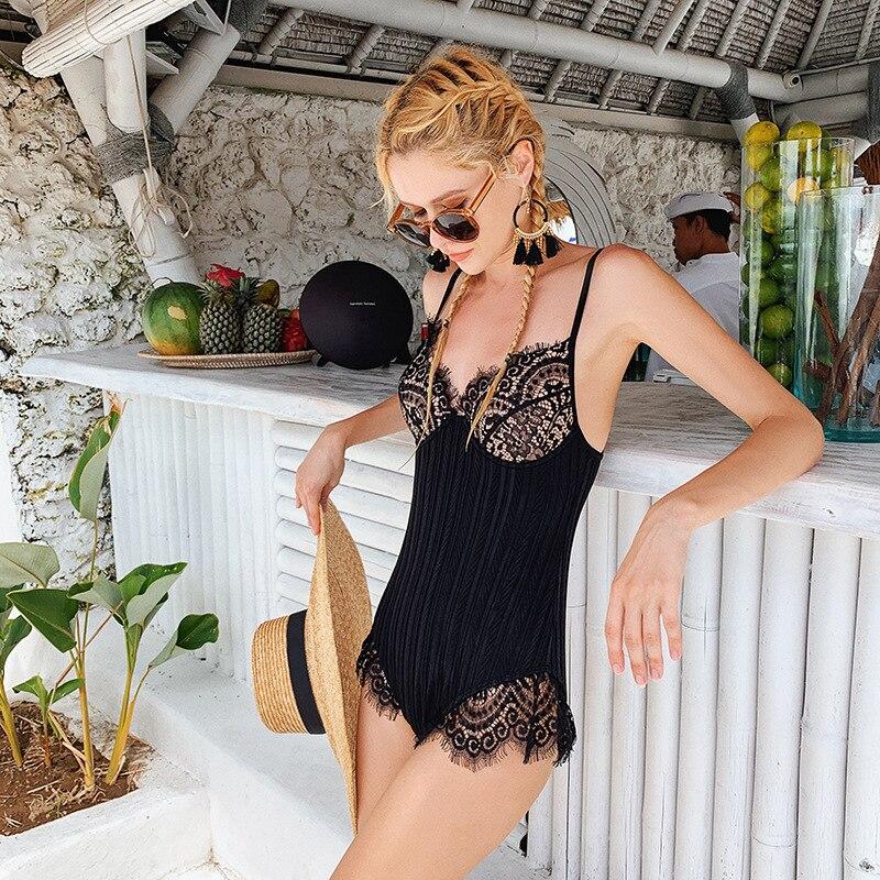 Купальный костюм ming для женщин, купальный костюм 2019, цельный бикини, женская одежда для плавания с пуш ап, купальные костюмы для женщин, нови