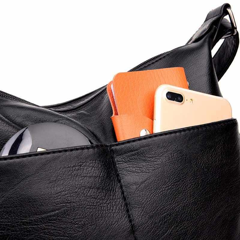 Sac a main en cuir bandoulière sacs pour femmes 2019 sacs à main de luxe femmes sacs Designer sacs à main de haute qualité femmes Sac à bandoulière