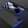 200 sztuk 3 w 1 hybrydowy twardy PC pełna ochronna powrót etui na iPhone 11 Pro Max XS XR X 8 7 6 6S Plus, matowa, etui wstrząsoodporne pokrywa