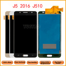 Display Touch-Screen J510M Samsung Galaxy for J510fn/J510f/J510m Adjust Brightness