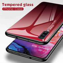 DATALAND For Xiaomi Mi 9 Case Luxury Tempered Glass Cover For Xiomi Xiaomi Mi 8 9 SE Explorer Phone Cases Shockproof Shell(China)
