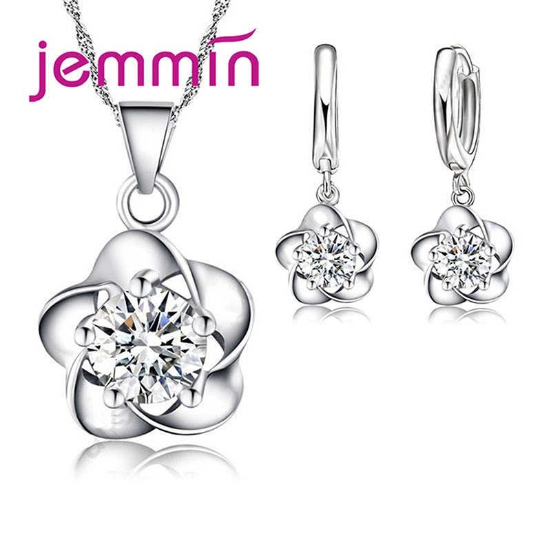 Marvelous Reinem Süßwasser Perle Halskette Ohrringe Schmuck Sets 925 Sterling Silber Für Party Jahrestag Großhandel