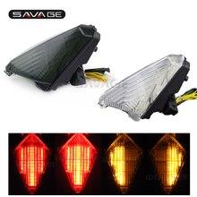 LED kuyruk işık entegre dönüş sinyali düzeneği YAMAHA T MAX 530 XP530 2013 2014 2015 2016 motosiklet aksesuarları Stop lambası