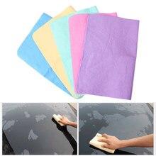 43*33 см автоматическое очищающее полотенце, работающее на кожаной чистке, практичное очищающее полотенце для волшебной замши