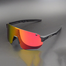 Photochromic Sports Men Sunglasses Road Cycling Glasses Moun