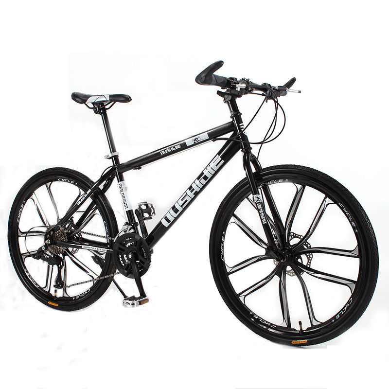 Mountain Bike Bicycle 26 Inch 24 Speed 10 Knife Students Adult Student Man And Woman Multicolor 2019 New