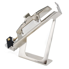 Adjustable Fletching Jig Straight and Helix Tool with Clamp for DIY Archery tool