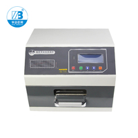 SMT hot air circulationPCB Assembly Line reflow oven ZB2015HL|Welding Nozzles| |  -