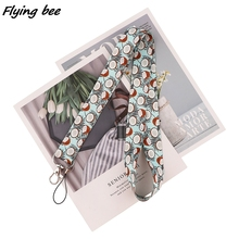 Neck-Straps-Accessories Lanyard Phone-Rope-Key Coconut Flyingbee Fruit X1718 Creative