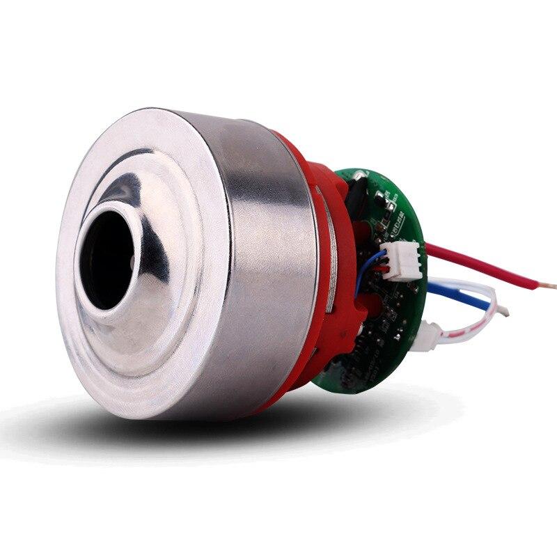 130000rpm 300W 200W 100W DC12V -24V High power speed regulation digital brushless motor air blower For Vacuum cleaner