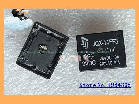JQX-14FF3 (T73) 9VDC 10A 5