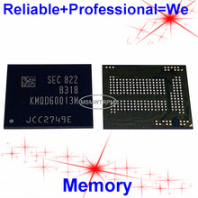 KMQD60013M B318 bga221ball emcp 32 + 16 32 gb 모바일 폰 메모리 새로운 원본과 간접 납땜 공이 테스트 됨