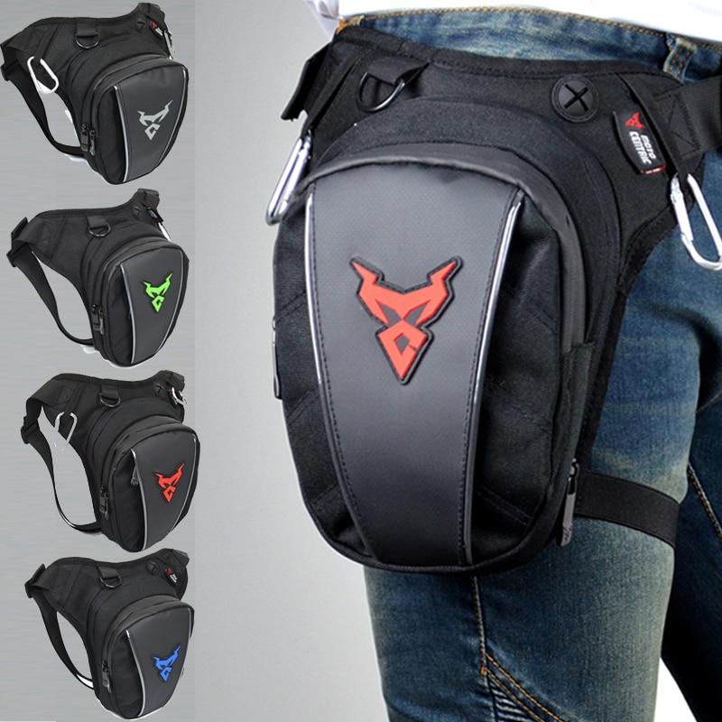 Многофункциональная сумка для мотоцикла, водонепроницаемая поясная сумка на бедрах, 2020