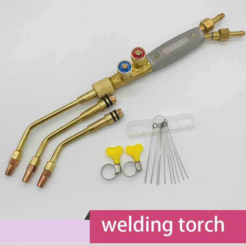 Japanese type Jet torch Gas welding tools Oxygen acetylene propane welding torches