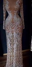 Encaje de tul de alta calidad, tela francesa africana con cuentas completas, cordón bordado, JIANXI.C 12334 de encaje para vestido de fiesta