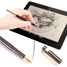 Popular Universal touch screen pen 0.05 neutral pen, suitable for tablet iPad Android drawing pen capacitive touch screen pen