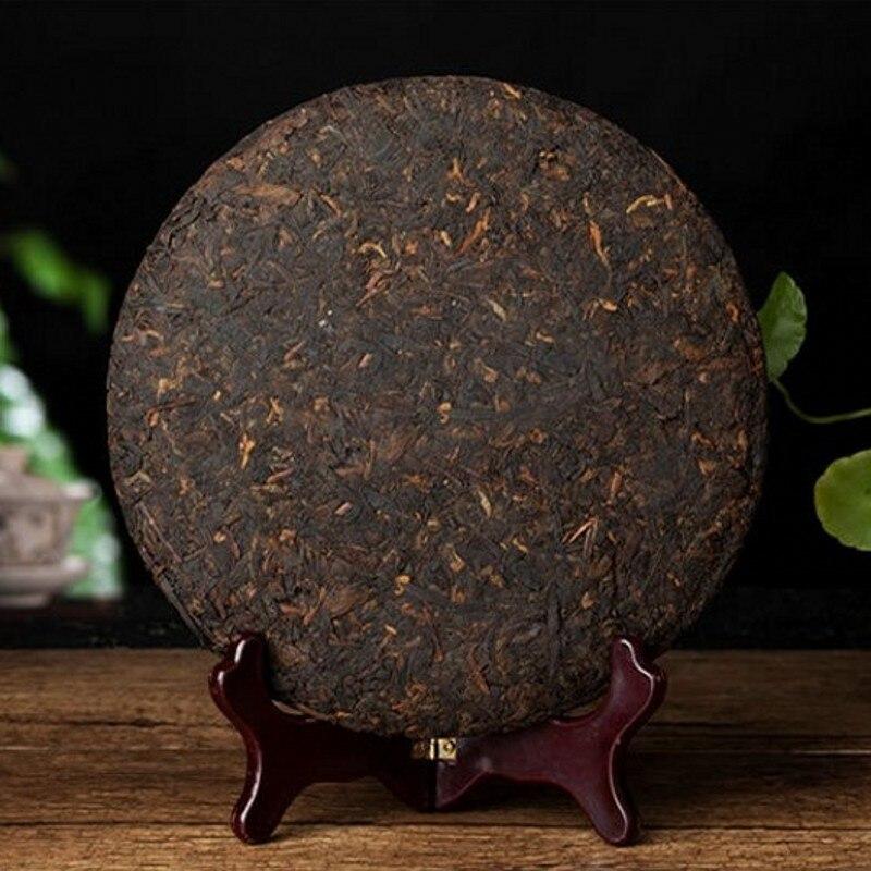 More Than 20 Years Ripe Puer Tea China Yunnan Oldest Puerh Down Three High Clear Fire Beauty Puerh Pu Er Tea Green Food Pu Erh