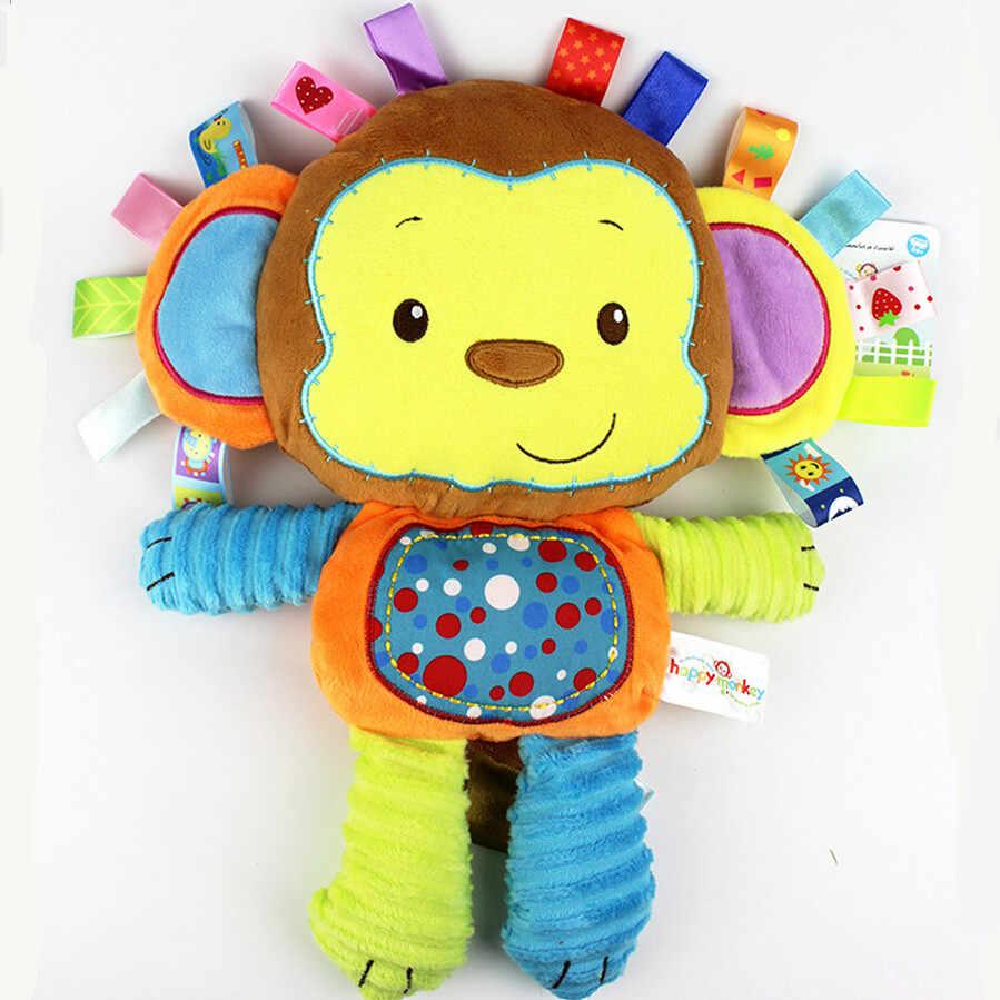 32 سنتيمتر الوردي الأزرق بلدي النوم الدب الوليد الطفل لينة ألعاب من القطيفة النوم الدب مع العلامات