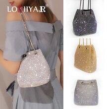 Женская сумка с бриллиантами, стразы, сумки на плечо, дамская сумочка, сумочка, клатч, вечерние/свадебные сумки, черный подарок на день рождения для женщин